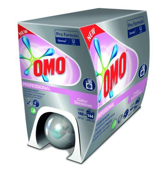Omo Professional Color Sensitive pyykinpesuneste 7,5L