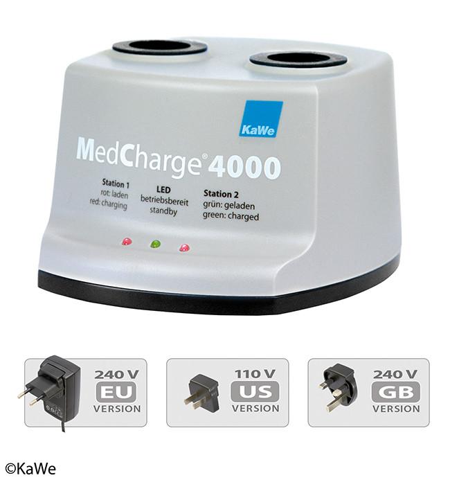 KaWe MedCharge 4000 latausasema