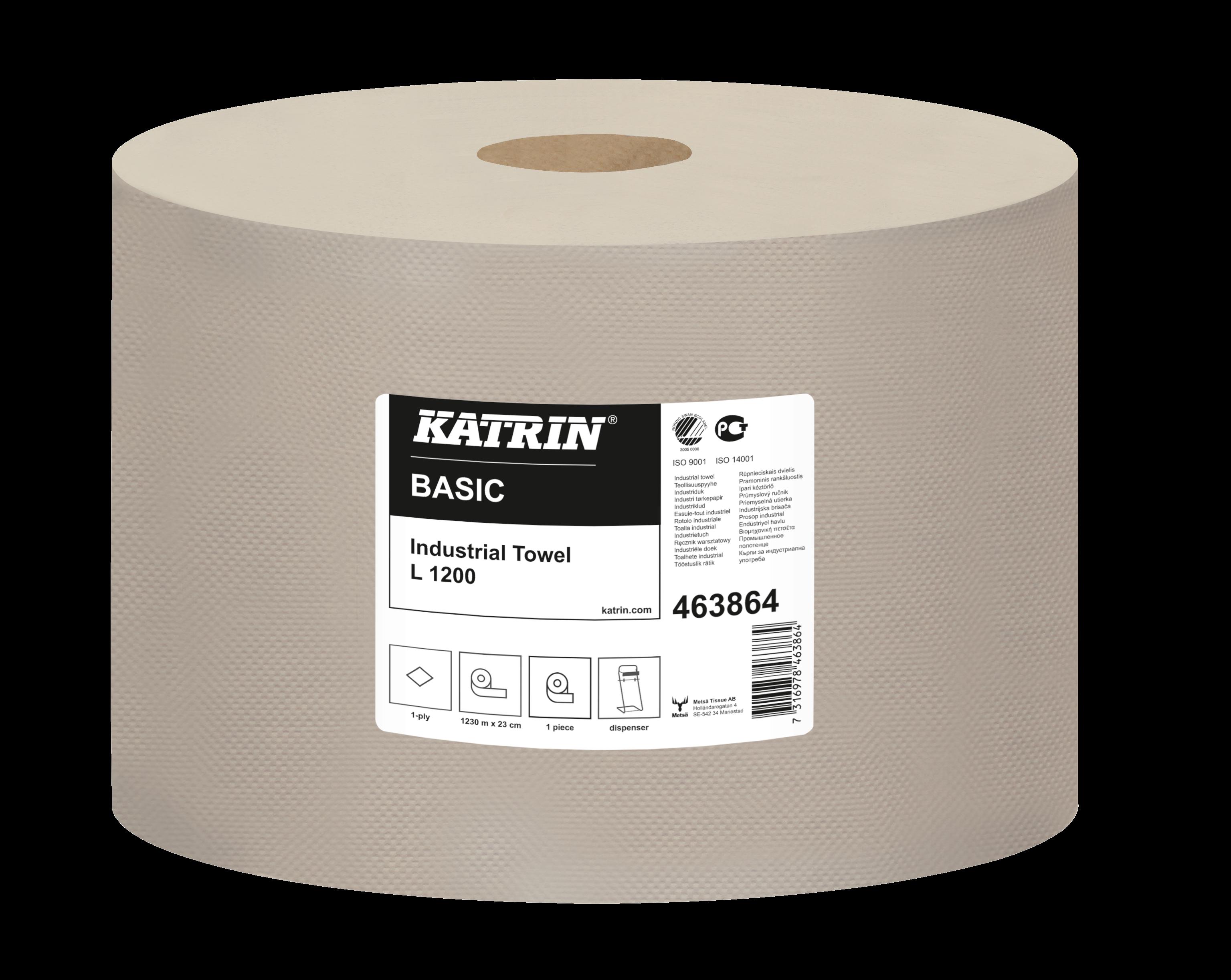 Katrin Basic Industrial Towel L 1200