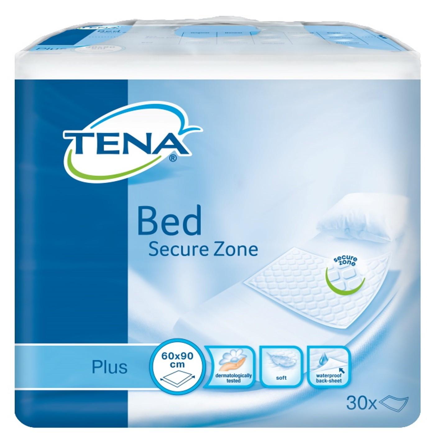 TENA Bed Plus -vuodesuojat