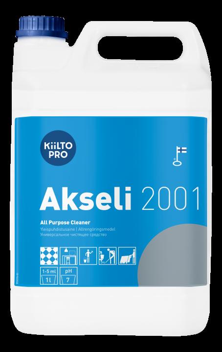 Kiilto Akseli 2001