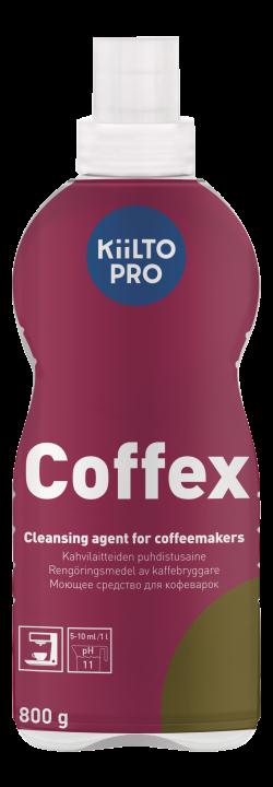 Kiilto Coffex puhdistusaine 800g