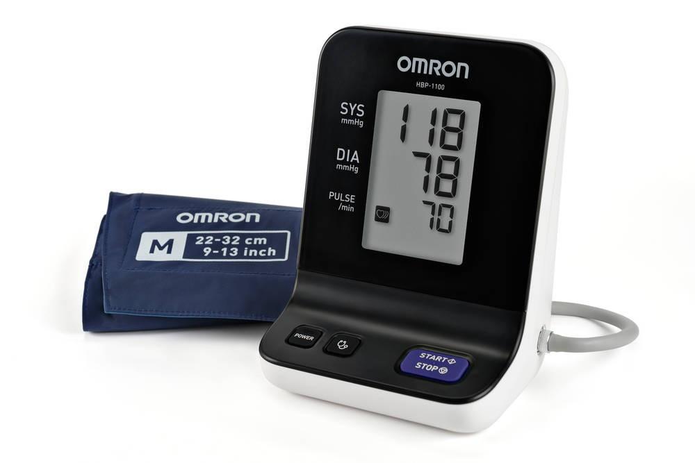 Omron HBP-1100 verenpainemittari