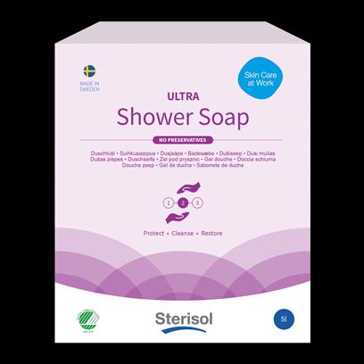 Sterisol Ultra suihkusaippua 5L
