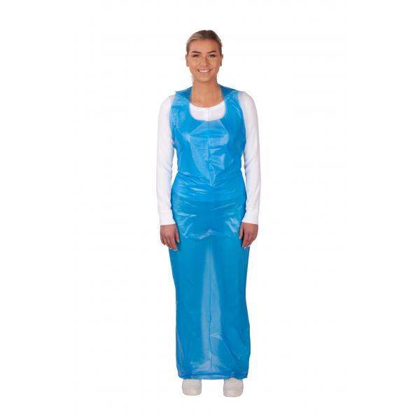 Bea Pro kertakäyttöinen suojaesiliina sininen 50KPL