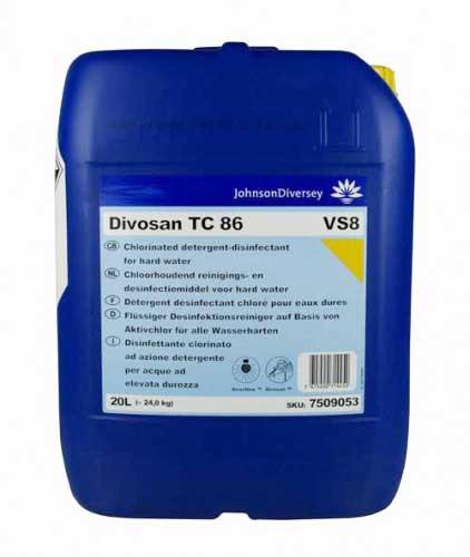 Divosan TC 86 VS8 20L