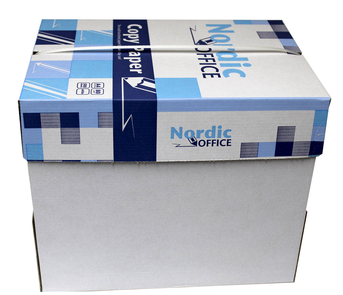 Kopiopaperi NORDIC OFFICE A4 80g