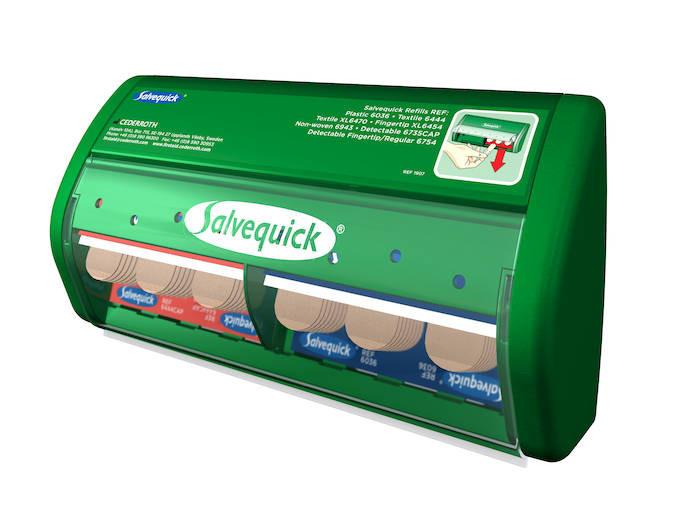 CEDERROTH Salvequick Laastariautomaatti