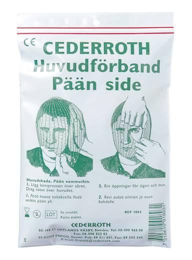 CEDERROTH päänside
