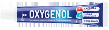 Oxygenol Raikas -hammastahna 50ml