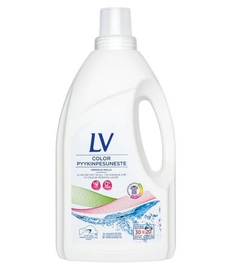 LV Color pyykinpesuneste 1,5L