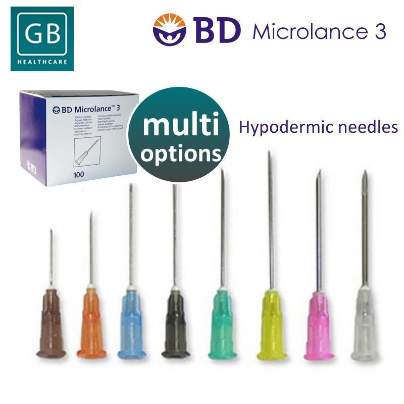 BD Microlance™ 3 -injektioneulat